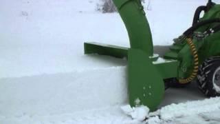 Avant Snow Blower 1100 Thumbnail
