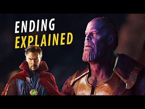 Avengers: Infinity War Ending & Post-Credits Scene Explained