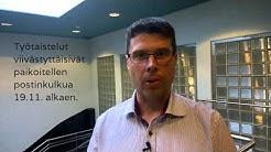Jarmo Ainasoja: Työtaistelujen aikana Posti pyrkii palvelemaan mahdollisimman hyvin