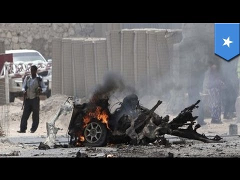 Car bomb targeting UN convoy explodes near Mogadishu airport