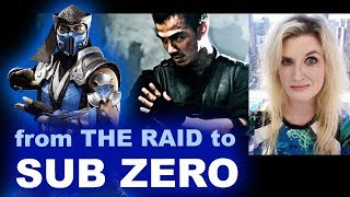 Mortal Kombat Movie 2021 Cast - Joe Taslim is Sub Zero!