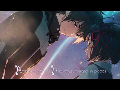 Nightcore - Thank You For The Broken Heart 「Lyrics」