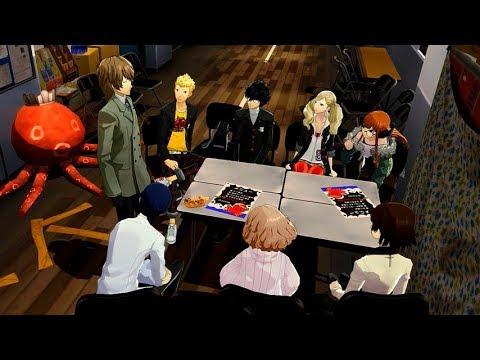 Persona 5 - School Festival / Goro Akechi's Deal