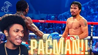 UFC Fan Reacts To 25 Times Manny Pacquiao Showed Crazy Boxing