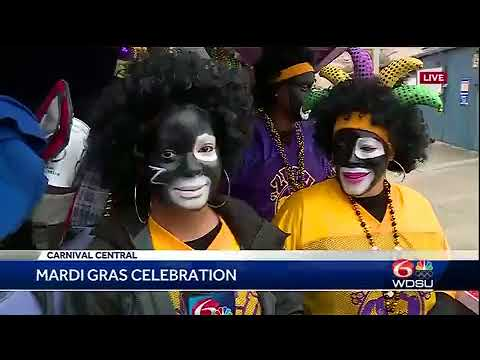 Kellie Brown back with Zulu for Mardi Gras 2018!