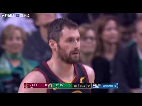 Cleveland Cavaliers Vs Boston Celtics Full Game Highlight / Game 5/2018 NBA Playoffs