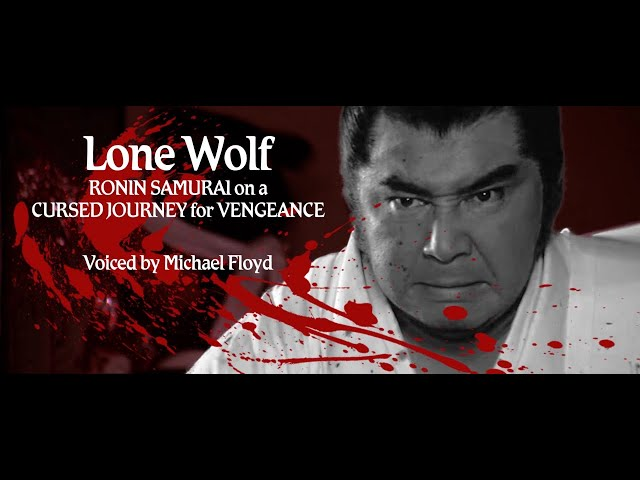 Lone Wolf and Daigoro Trailer Final - Shogun Assassin 2