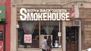 Chicago's Best Ribs @ Rub's Backcountry Smokehouse