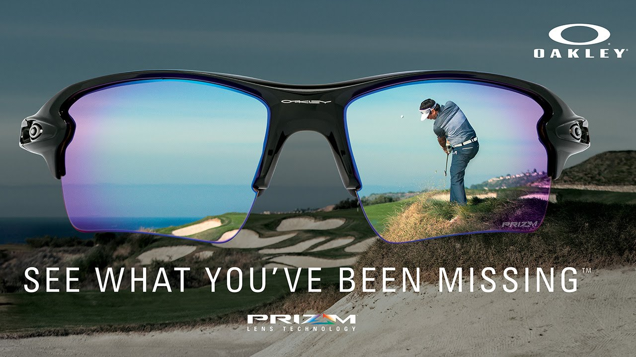 oakley prizm golf sunglasses  oakley prizm golf lenses: see what you've been missing