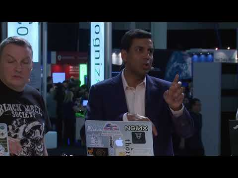 AWS re:Invent Launchpad 2017 - Amazon Rekognition
