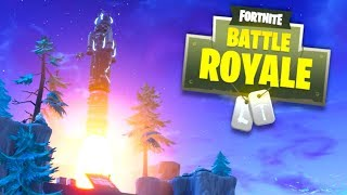 Rocket Launch in Fortnite! *FULL VIDEO*