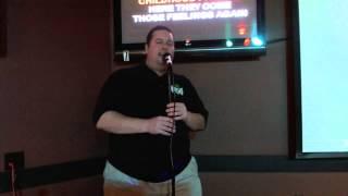 KeysDAN   Who Can It Be Now {Karaoke by KeysDAN} 2