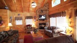 Eagles Ridge North Resort #857 - A DREAM COME TRUE - Pigeon Forge Cabins