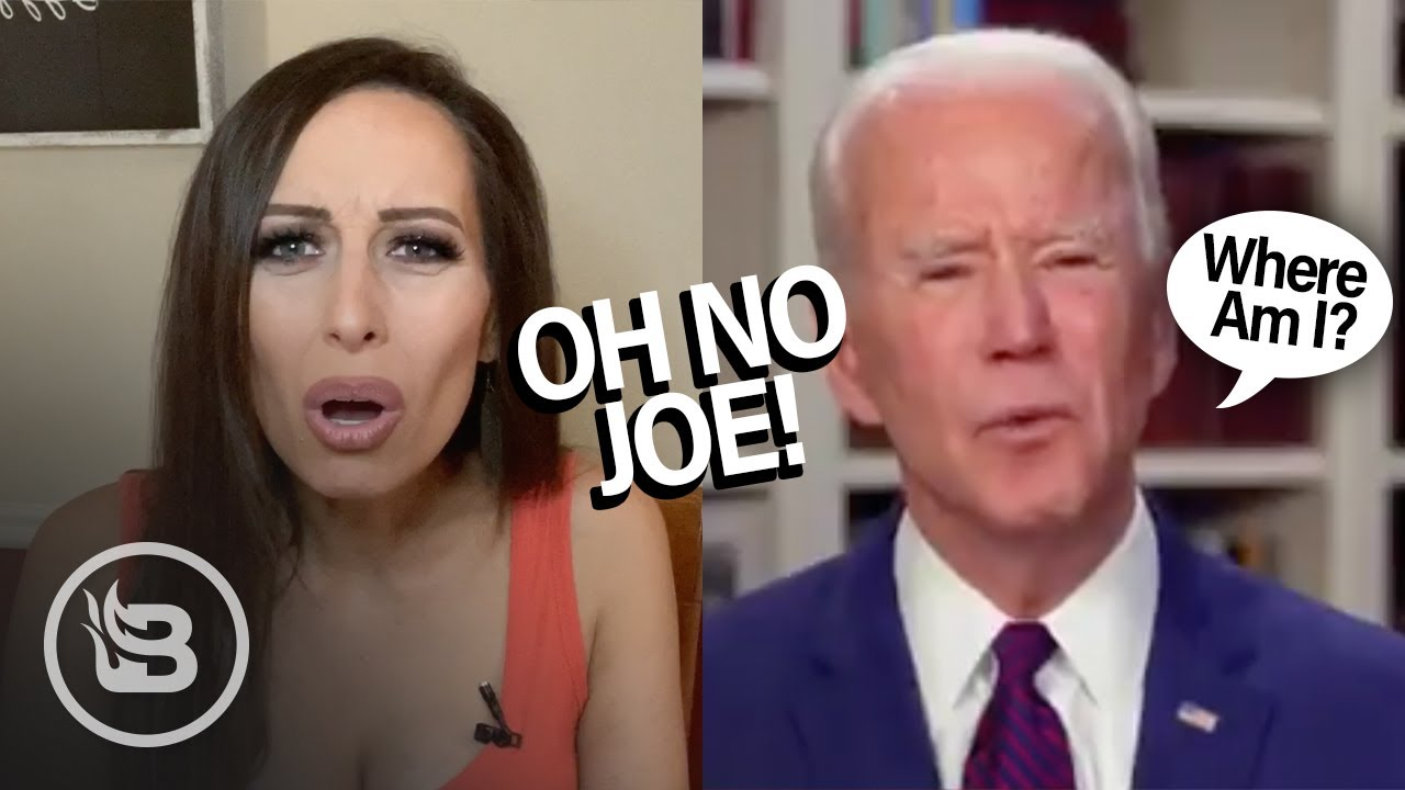 "OH NO JOE! Biden Blames Trump for Avoiding ""Intercourse with the World"" 