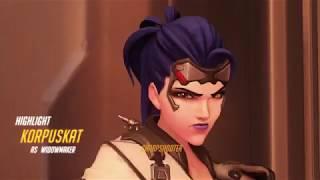 Holy Shit - Widowmaker Highlight  [9/29/2018]