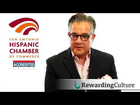 RewardingCulture RewardingCulture & San Antonio Hispanic Chamber of Commerce
