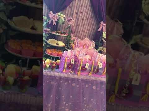 Rapunzel/Garden Party Decorating & party favor Ideas