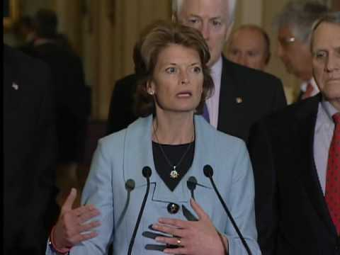 Murkowski on Deepwater Horizon Hearing Before Senate Energy Committee