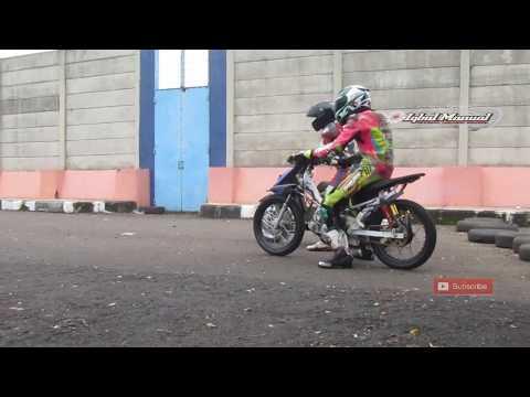 Practice Mp3 Jupiter With SONIC #latihandulu #roadrace