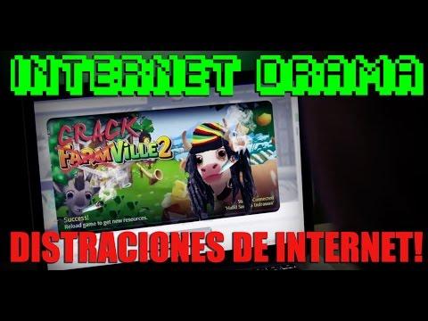 Distracciones de Internet!  #InternetDrama