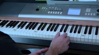 """Carolina"" Beginner Piano Lesson (Parmalee)"