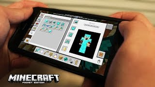 THE FINAL MINECRAFT POCKET EDITION UPDATE!!! - Minecraft 1.2 Full Update Review