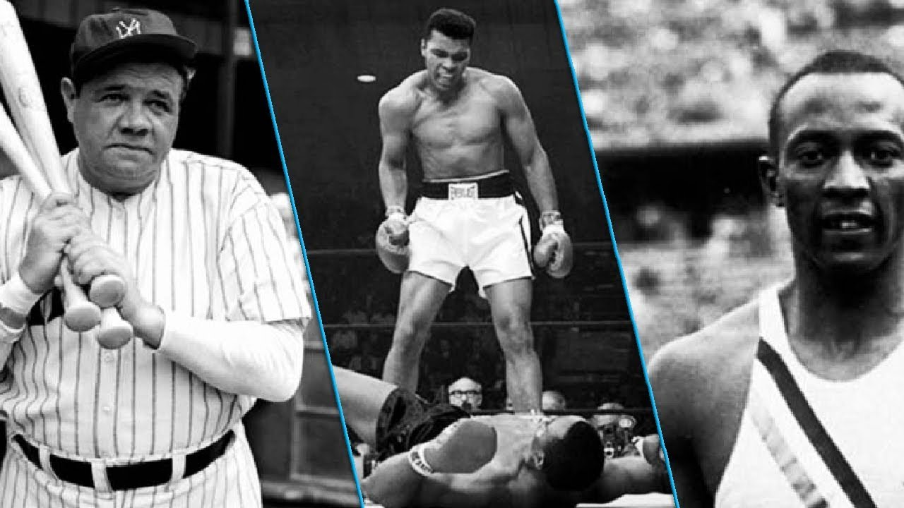 20 Best Sports Moments Of All Time