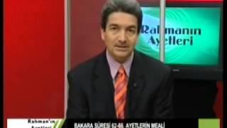 Bakara Suresi Kuran Tefsiri 62-66 Ayetler Prof.Dr. Şadi Eren