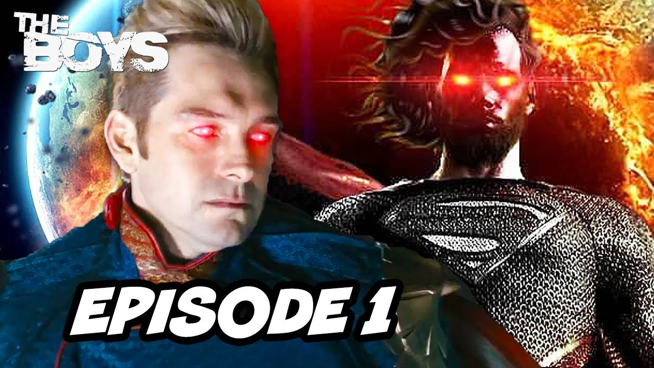 Download The Boys Season 2 Episode 1 - 3 TOP 10 WTF and Justice League Easter Eggs