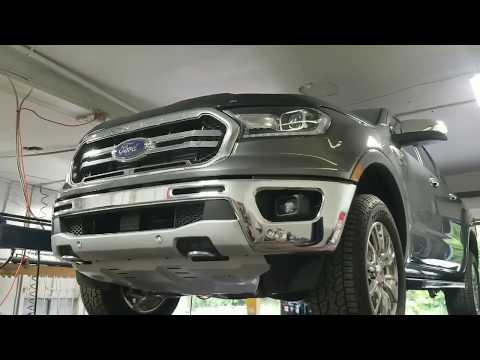2019 Ford Ranger 2.3L 4 cyl Turbo w/ Stock Exhaust!