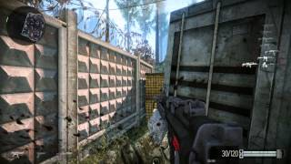 Warface(Beta) PC Gameplay - Maximum Settings - GTX580 - Intel Core i7 2600K