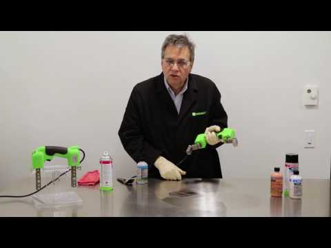 How To Do Visible Magnetic Particle Inspections