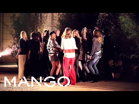 MANGO Fashion Show and Party at the 080 Barcelona Fashion