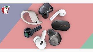 Best True Wireless Headphones - AirPods Pro, Sony, Jabra & More!