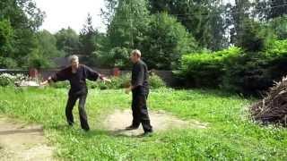 Уроки Ножевого и рукопашного боя + самооборона Боевое искусство Орла и змеи