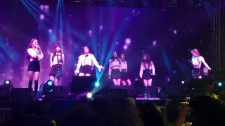 191109 LOVELYZ (러블리즈) - NOW, WE (지금, 우리) (K-EXPO, THE SOURCE…