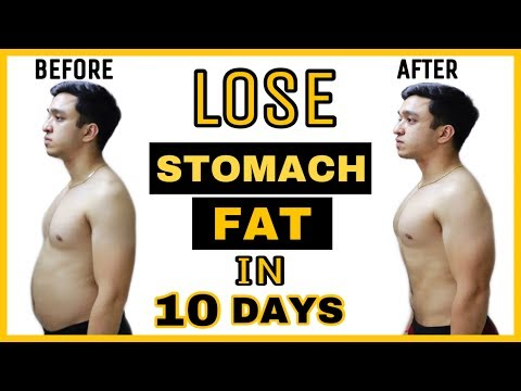 Best way to Lose Stomach fat in 10 Days (Men & Women) by Nikhil Agrawal