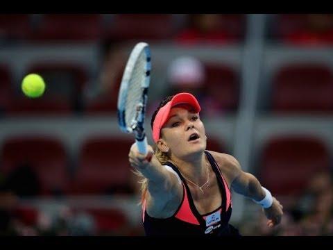 2016 WTA Shot of the Year | Agnieszka Radwanska - Indian Wells