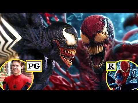 Venom 2018  Movie ( Separate R-Rated Spider-man Universe)