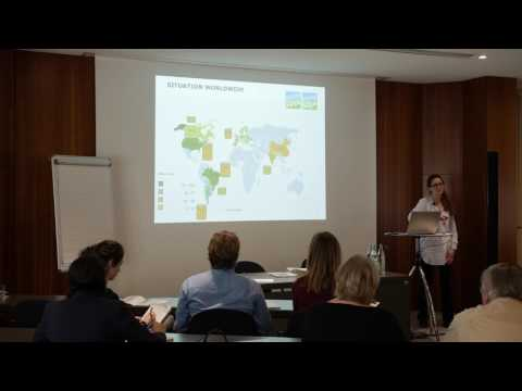 Master Class- Establishing a transnational organisation - Ursula Bittner PART 1 (ICEL 2017)