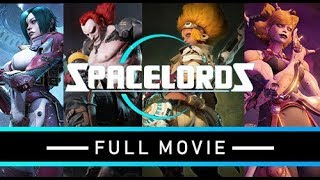 SPACELORDS:FULL MOVIE+TRUE ENDING (All Cutscenes)