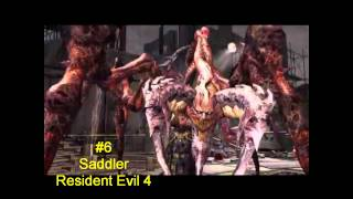 Top 10 Resident Evil Transformations (REmake)