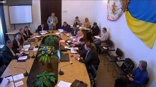 9 засідання виконкому Чернівецької міської ради від 13.05.2015