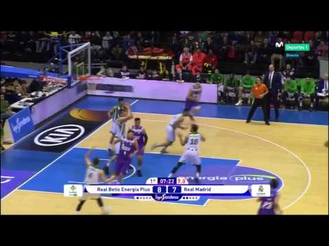 Rashid Mahalbasic vs ACB Euroleague Teams 2016-2017