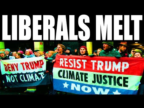 LIBERALS Freak Out over TRUMP withdrawing from Paris Climate Agreement