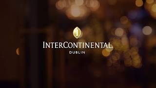 InterContinental Dublin has Christmas all wrapped up.