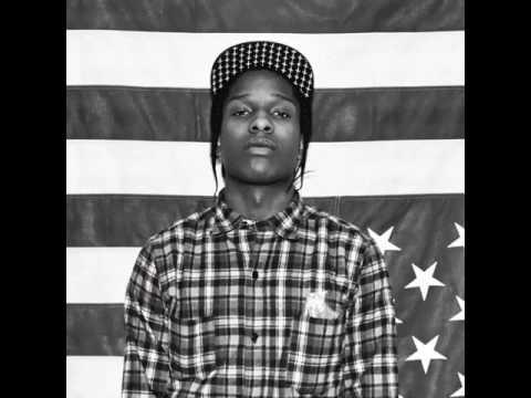 A$AP rocky- LPFJ2(lyrics)