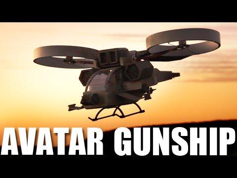 Flite Test - RC Avatar Gunship - PROJECT