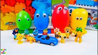 Learn colors nursery rhymes with english baby songs | funny toys for kids