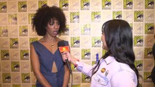 Doctor Who's Pearl Mackie doesn't approve of Pineapple on Pizza